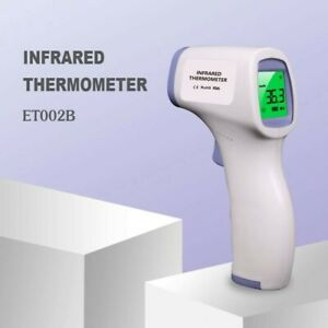 Human Thermometer Contactless Personal Infrared Thermometer Digital