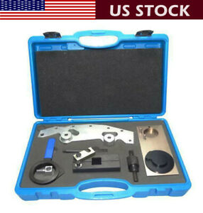 For Bmw M52tu m54 m56 Camshaft Alignment Double Vanos Timing Tool Kit Set Case