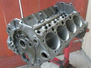1968 Chevrolet Engine Block 3914678 B 19 8 Small Block Chevy 302 327 350 4 Bore