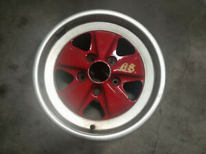 16 Genuine Porsche 911 7jx16 Fuchs Alloy Wheel 911 361 020 44