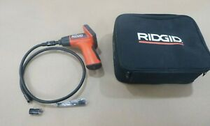 Ridgid Seesnake Micro Hand Held Inspection Camera