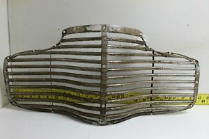 Used Oem Gm Grille 1941 Chevrolet Master E