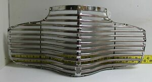 Used Oem Gm Grille 1941 Chevrolet Master Very Nice D