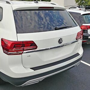 Rear Bumper Protective Molding 05 Scratch Guard For Vw Atlas 2018 2022