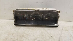 Ford Speedometer Dash Cluster With Tach 48k Miles F150 F250 F350 Bronco 87 91