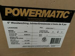Powermatic 1791279dxk Jointer stand Only