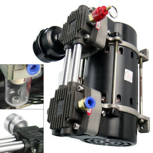 Electric Lab Vacuum Pump 48l min Oilless Vacuum Mute Pump 90kpa Ol190a 2 stage