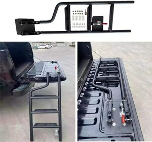 Pickup Truck Auto Step Foot Tailgate Bed Ladder Fit For Ford Ranger 1998 2006