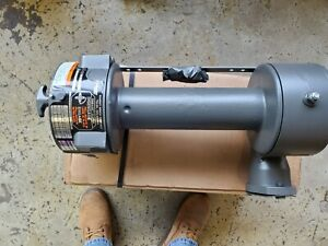 Ramsey Ram Lock Hydraulic Winch Fits Various Flat Bed Tow Trucks With Worm Gear