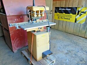 Challenge Machinery 3 hole Paper Drill Press Model Eh 3a