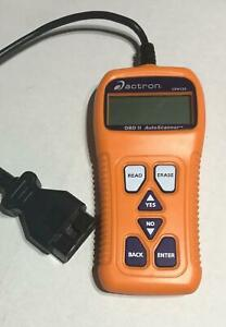 Actron Cp9135 Auto Scanner Obd Ii 2 Code Reader Diagnostics Scan Tool