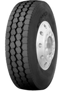 Toyo M320 255 70r22 5 Load H 16 Ply All Position Commercial Tire