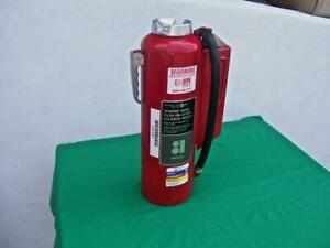 Ansul 20 Lb Abc Dry Chemical Fire Extinguisher