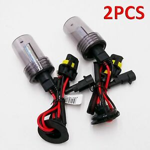 2x Aliens Hid Replacement Xenon Bulbs H7 H4 H13 H11 9007 9006 9005 9003 5202