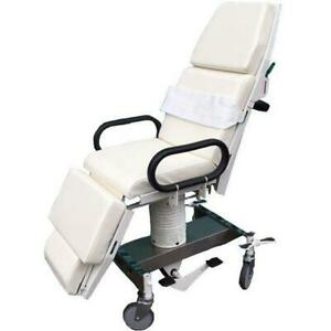 Metal Crafters Mpc1000 e Mammography Positioning Chair Certified Refurbished