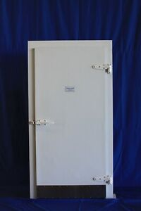 New Cold Storage Thermal loc 3 X 7 Cooler Man Door Swing Door