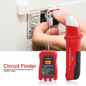 New Circuit Breaker Finder Plug Socket Switch Tester Test Diagnostic Tool Kit