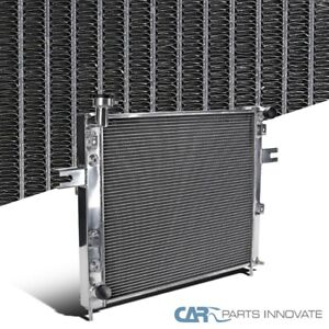 For 99 04 Jeep Grand Cherokee 4 0l L6 Limited 2 Row Aluminum Cooling Radiator