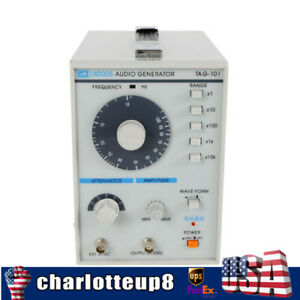 10hz 1mhz Low Frequency Signal Generator Audio Signal Source Generator