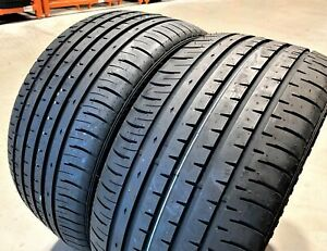 2 New Accelera Phi 2 275 30zr20 275 30r20 97y Xl A S Performance Tires