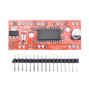 A3967 Easy Driver Shield Stepper Motor Driver Module V44 For Arduino 3d Prin Si