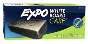 81505 Expo Whiteboard Care Dry Block Eraser Soft Pile Pack Of 8