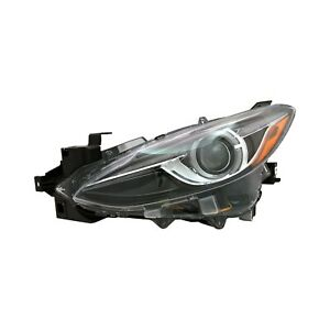 For Mazda 3 14 18 Replace Driver Side Replacement Headlight Brand New