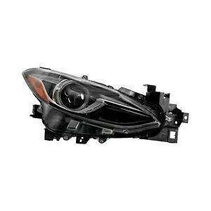 For Mazda 3 14 16 Replace Passenger Side Replacement Headlight Brand New