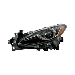 For Mazda 3 14 16 Replace Driver Side Replacement Headlight Brand New
