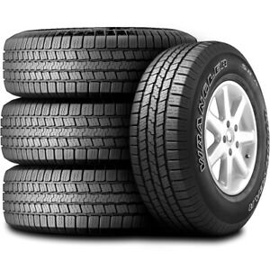 4 New Goodyear Wrangler Sr a 235 75r16 109s Xl A s All Season Tires