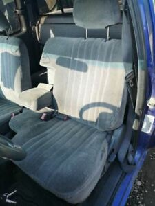 Driver s Side Front Seat Grey Cloth Fits 1995 Tacoma 227984