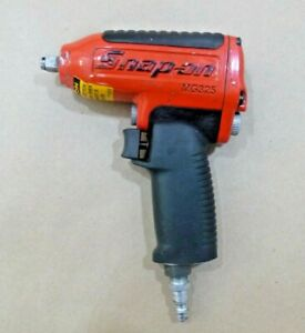 Snap On Mg325 Red 3 8 Drive Air Impact Wrench 325 Ft Lb 10 700 Rpm Free Speed