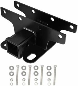 Black Receiver Hitch Kit Without Wiring Harness For 2018 2020 Jeep Wrangler Jl