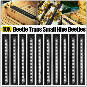 10pcs Professional Black Bee Hive Blaster Beehive Trap Beekeeping Equipment