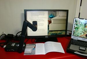 Avermedia Avervision 355af P0f3 1080p 5m Document Camera Overhead Projector Test
