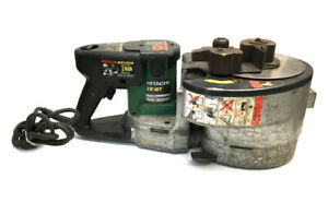 Hitachi Vb16y Portable Variable Speed Rebar Cutter And Bender Local Pickup Only