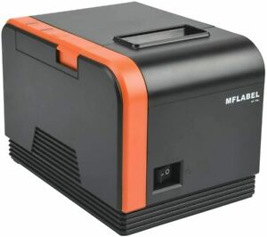 Mflabel Thermal Receipt Pos Professional Printer With Usb Lan Serial Port Pay