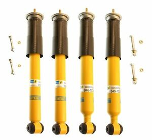 Bilstein B8 Performance Plus Front Rear Shock Absorbers Kit For Mercedes W140