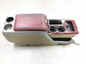 Center Console Fits 09 10 Ford F150 King Ranch Pickup 727708