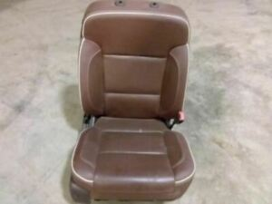 Passenger Front Seat Bucket And Bench Fits 14 16 Sierra 1500 Pickup 753251