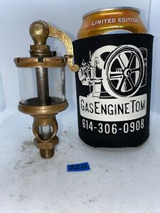 Lunkenheimer Crown Swing Top Oiler Lubricator Hit Miss Gas Engine