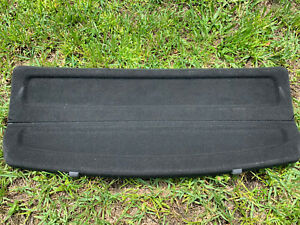 2018 Kia Soul Rear Cargo Cover Hard Cover Security Screen Shade Oem