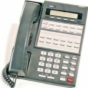 Nec Bds Ds1000 Ds2000 80573 Dx7na 12txh 22 Button Display Speaker Telephone a