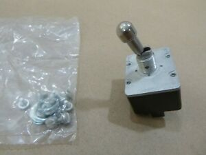 Honeywell Ms27409 2f Mil spec On Off Toggle Switch 4tl1 50f 4 pole 3 position