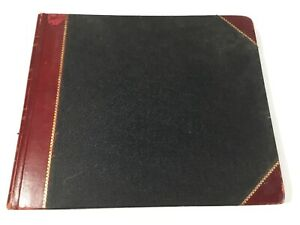 Bp Standard Columnar Record Book Boorum Pease No 25 Series 152 Pages Unused