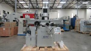 New 6 X 18 Acra Semi automatic 2 Axis Hydraulic Super Precision Surface Grinde