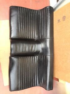 1967 1968 Mustang Shelby Fastback Rear Lower Seat