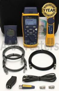 Fluke Networks Ciq svc Cableiq Linkrunner Qualification Service Kit Ciq Ciq 100