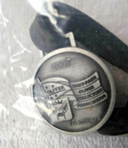 2007 Hart-Parr OLIVER Collectors Association Members Watch FOB