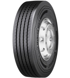 2 Continental Conti Hybrid Hs3 285 70r19 5 Load H 16 Ply Steer Commercial Tires